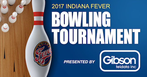 2017 Indiana Fever Bowling